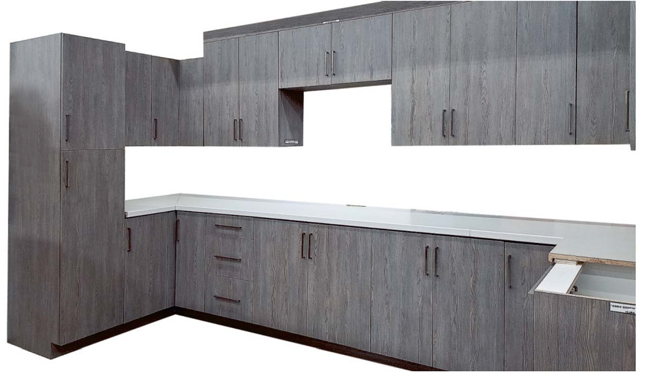 kona oak kitchen cabinets